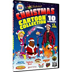 Cookie Jar Christmas Cartoon Collection