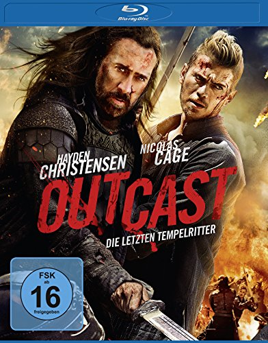 Outcast - Die letzten Tempelritter [Blu-ray]