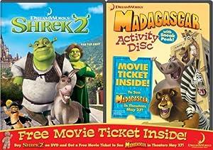 Shrek 2 Dvd Disc | Car Interior Design