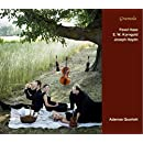 Pavel Haas - Erich Wolfgang Korngold - Joseph Haydn