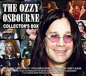 Ozzy Osbourne Collector's
