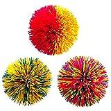 クッシュボール(Kooshball)レギュラーサイズ 3種類セット 並行輸入品