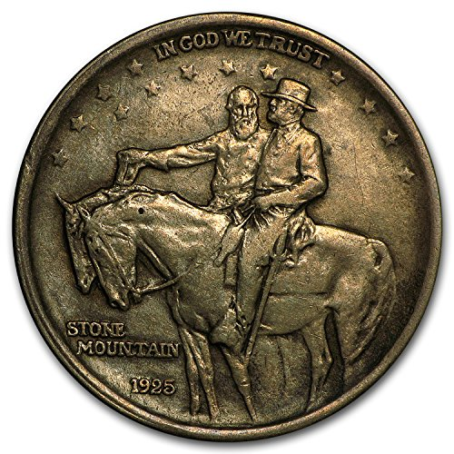 1925-stone-mountain-commem-half-dollar-vf-xf-half-dollar-very-fine