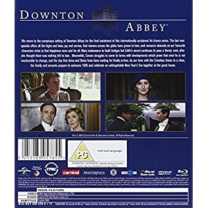 Downton Abbey [Blu-ray] [Import anglais]