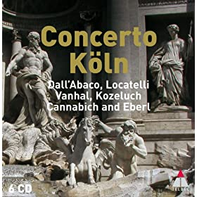 Locatelli : Concerto grosso in E flat major Op.4 No.10 : III Minuetto