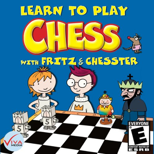 Learn To Play Chess With Fritz And Chesster [Download] front-1027084