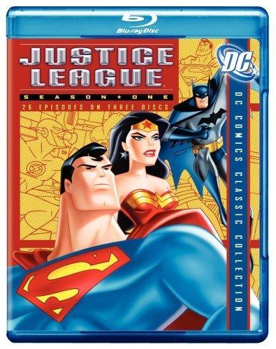 Justice League: Season 1 [Blu-ray] by Warner Home Video