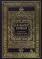 Saint coran français seul [Couleur aléatoire des couvertures]