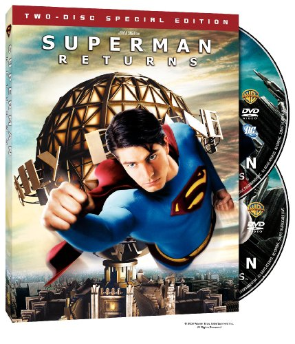 Cover art for  Superman Returns (Two-Disc Special Edition)