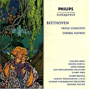 Beethoven:Triple Concerto