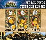 【Music】  WE RUN TINGS TINGS NUH RUN WE(期間限定価格盤) / MIGHTY JAM ROCK, TAKAFIN, BOXER KID, JUMBO MAATCH & KEN-U & RYO the SKYWALKER, BOXER KID feat.CRISS