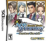 Phoenix Wright Ace Attorney - Justice for All (輸入版) - Capcom Entertainment(World)