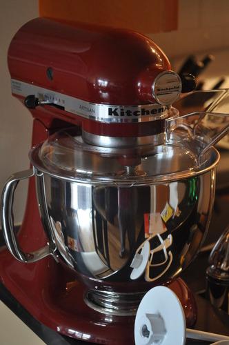 Amazon Com Kitchenaid Ksm150psgc 5 Qt Artisan Series