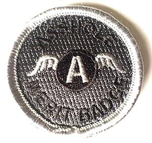 amazon   swat asshole merit badge tactical velcro morale patch