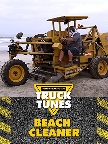 Beach Cleaner - Truck Tunes for Kids