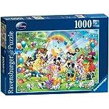 Ravensburger Mickey's Birthday 1000 Piece Puzzle