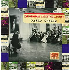 Pablo Casals Original Jacket Collection