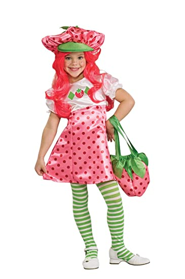 Strawberry Shortcake Costumes for Kids