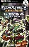 Dk Readers Transformers Energon Terracona Attack Level 4