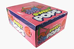 Charms Sweet Pops 48 Pops