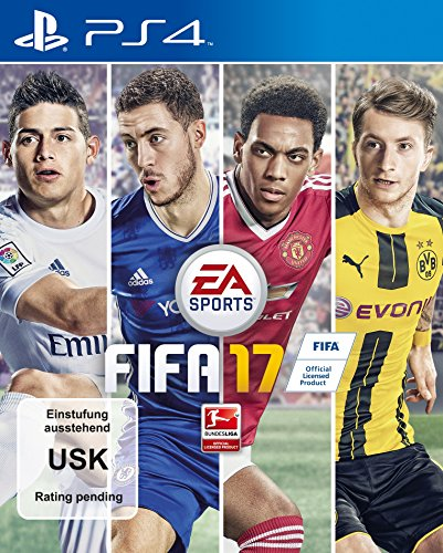FIFA 17 - [PlayStation 4] - Imported
