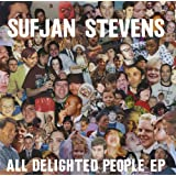 "All Delighted People [Vinyl LP]von ""Sufjan Stevens"""