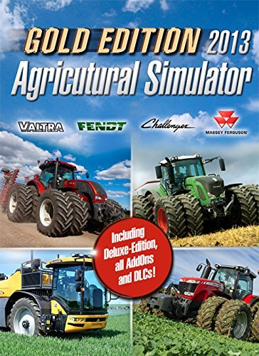 Agricultural Simulator 2013 Gold (PC)
