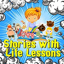 Stories with Life Lessons | Livre audio Auteur(s) : Tim Firth, Mike Bennett Narrateur(s) : Lenny Henry, Bobby Davro, Rik Mayall, Andy Crane, Alan Titchmarsh