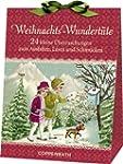 Weihnachts-Wundert�te. Adventskalender