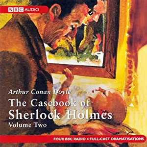 The Casebook of Sherlock Holmes Radio/TV Program