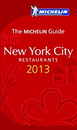 MICHELIN Guide New York City 2013 (Michelin Guide/Michelin)