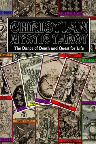 Christian Mystic Tarot: the Dance of Death and Quest for Life (Guidebook b/w) (The Quest Tarot compare prices)