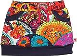 Paglie Niñas Sudadera Falda, multicolor G3-W15-117 - algodón, lila, morado, 5% elastán % elastanoncolornlila/multicolor % algodónn5 95% algodón, niñas, 128