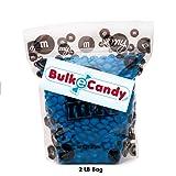 Blue M&M'S Bulk Candy Bag (2lb) (Color: Blue, Tamaño: 2 Pound)