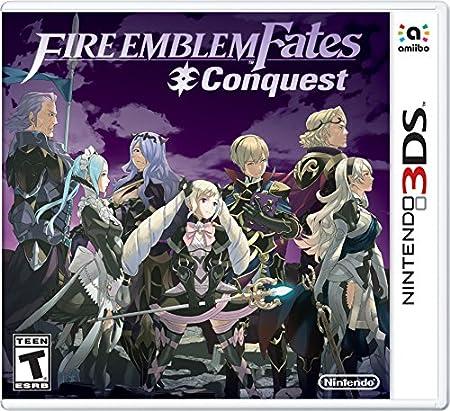Fire Emblem Fates: Conquest - 3DS [Digital Code]