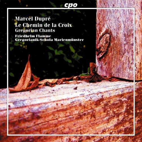 Marcel Dupre Le Chemin de la Croix [Hybrid SACD] MARCEL DUPRE Cpo Records