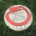 Evergreen Enterprises Dog Collar Pet Memorial Stone