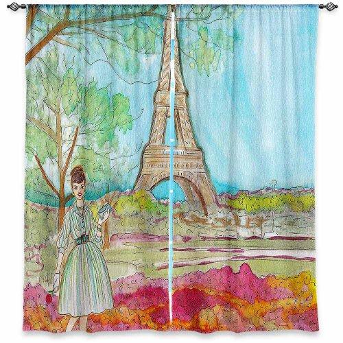 Paris Baby Bedding 6699 front