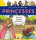 echange, troc S Michelet, J Beaumont - Les petits secrets des princesses