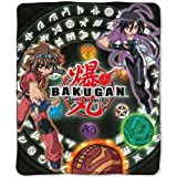 "Bakugan Confrontation Fleece Throw (50""x60"")"