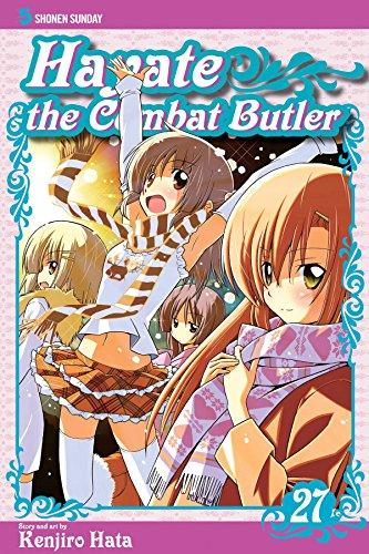 Hayate the Combat Butler Volume 27