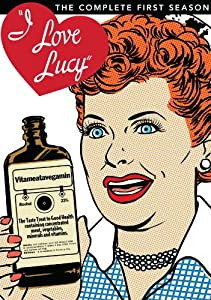 I Love Lucy: The Complete First Season from Paramount