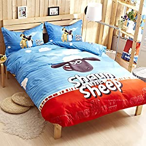 Amazon Com Lt Twin Full Queen Size 4 Pieces Shaun The