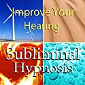 Improve Your Hearing Subliminal Affirmations: Loss of Hearing & Tinnitus, Solfeggio Tones, Binaural Beats, Self Help Meditation Hypnosis  by Subliminal Hypnosis Narrated by Joel Thielke