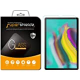 Supershieldz [2-Pack] for Samsung Galaxy Tab S5e (10.5 Inch) Screen Protector, [Tempered Glass] Anti-Scratch, Bubble Free, Lifetime Replacement
