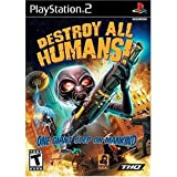 Destroy All Humans - PlayStation 2