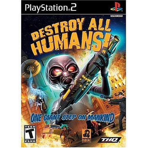 61FVWKG8CZL Reviews Destroy All Humans