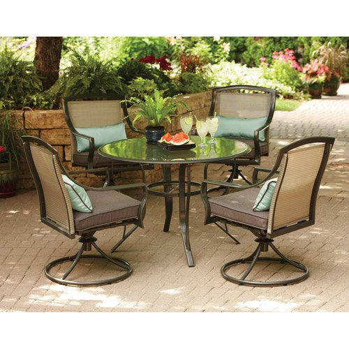 Aqua-Glass-5-Piece-Patio-Dining-Set-Seats-4