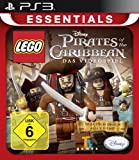 Video Games - LEGO Pirates of the Caribbean [Essentials] - [PlayStation 3]