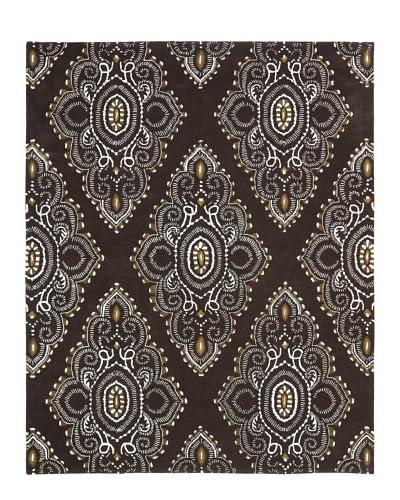 Safavieh Wyndham Rug, Brown/Ivory, 2' 6 x 4'